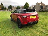 Land Rover Range Rover Evoque 2.2 SD4 DYNAMIC 5DR AUTO BLACK PACK (03/12/2015)