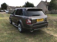 Land Rover Range Rover Sport 3.0 SDV6 AUTOBIOGRAPHY SPORT AUTO (01/10/2012)