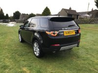Land Rover Discovery Sport 2.0 TD4 HSE LUXURY AUTO (06/12/2016)