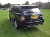 Land Rover Range Rover Sport 3.0 TDV6 AUTOBIOGRAPHY AUTO (24/06/2011)