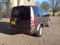 Land Rover Discovery 3.0 TDV6 HSE AUTO (29/07/2010)