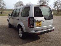 Land Rover Discovery 3.0 SDV6 SE AUTO (18/03/2015)