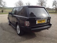 Land Rover Range Rover 4.4 TDV8 WESTMINSTER AUTO (26/10/2012)