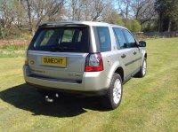 Land Rover Freelander 2 2.2 TD4 HSE MAN (27/04/2012)