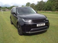 Land Rover Discovery 3.0 TD6 HSE AUTO NEW MODEL BLACK PACK (16/03/2017)