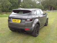 Land Rover Range Rover Evoque 2.0 TD4 HSE DYNAMIC AUTO BLACK PACK (05/04/2016)