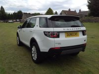 Land Rover Discovery Sport 2.0 SD4 SE MAN (22/06/2015)