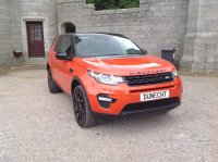 Land Rover Discovery Sport 2.0 TD4 HSE AUTO BLACK PACK (02/11/2015)