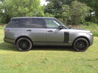 Land Rover Range Rover 4.4 SDV8 VOGUE AUTO BLACK PACK (15/12/2014)