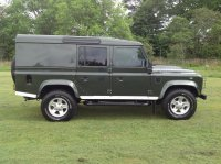 Land Rover Defender 2.4 TD XS UTILITY (09/05/2008)