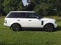 Land Rover Range Rover 4.4 TDV8 AUTOBIOGRAPHY AUTO MUST BE SEEN (01/11/2010)