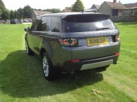 Land Rover Discovery Sport 2.0 TD4 HSE AUTO (30/11/2015)