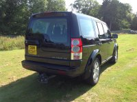 Land Rover Discovery 3.0 TDV6 GS AUTO (01/09/2010)