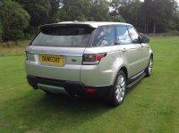 Land Rover Range Rover Sport 3.0 SDV6 HSE AUTO (17/01/2014)