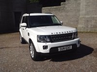 Land Rover Discovery 3.0 SDV6 COMMERCIAL XS HIGH SPEC AUTO (02/01/2015)