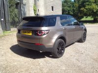 Land Rover Discovery Sport 2.0 TD4 HSE BLACK PACK AUTO (21/03/2016)