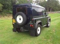 Land Rover Defender 2.2 TD HARD TOP (29/11/2014)