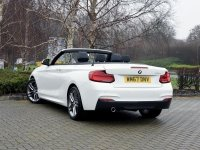 BMW 2 Series 2.0 218d M Sport Convertible 2dr Diesel Automatic (start/stop) (118 g/km, 150 bhp)