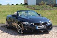 BMW 4 Series 420d Sport Convertible
