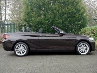 BMW 2 Series 218d SE Convertible