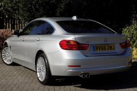 BMW 4 Series 420d xDrive Luxury Gran Coupe