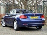 BMW 2 Series 218d SE Convertible
