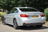BMW 4 Series 420d M Sport Coupe