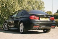 BMW 3 Series 330d M Sport Saloon