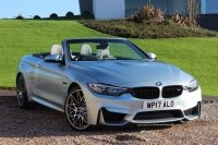BMW 4 Series M4 Convertible Competition Package