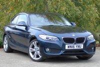 BMW 2 Series 2.0TD (150bhp) 218d SE