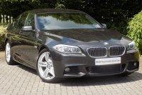 BMW 5 Series 2.0TD 520d M Sport Blue Performance