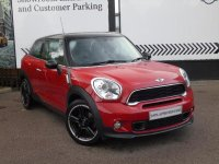 MINI Paceman Diesel Coupe Cooper S