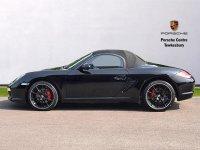 Porsche Boxster (987) 3.4 S Black Edition 2dr PDK