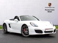 Porsche Boxster (981) 3.4 S 2dr PDK