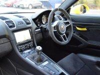 Porsche Cayman (981) CAYMAN GT4