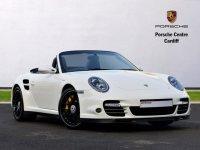Porsche 911 (997) 3.8 Turbo S (997) PDK Cabriolet AWD