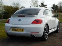 Volkswagen Beetle 2.0 TSI Turbo Black Hatchback DSG