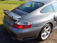 Porsche 911 (996) Turbo Coupe