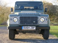 Land Rover Defender 110 Double Cab Pickup 2.2 TDCi