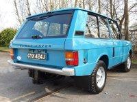 Rover Range Rover Suffix A