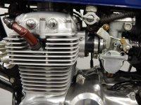 Honda CB400F Supersport
