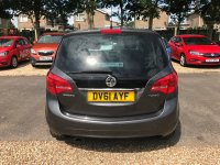 VAUXHALL MERIVA SE Turbo 140ps