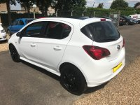VAUXHALL CORSA 5 DOOR LIMITED EDITION