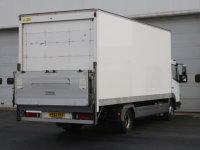 Mercedes-Benz Atego 815 DAY box t/l