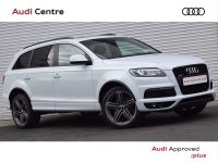 Audi Q7 3.0 TDI V6 204HP TIPTRONIC QUATTRO SPORT S