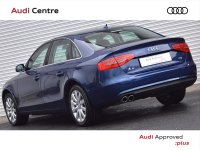Audi A4 2.0 TDI 143HP MULTITRONIC