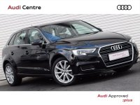 Audi A3 SPORTBACK 1.6TDi 110HP SE 4DR