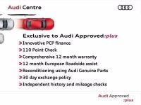 Audi A3 SALOON 1.6 TDi 110HP SE 4DR