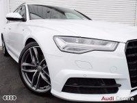 Audi A6 162 2.0TDi 190HP BLACK EDITION S-TRONIC S-LINE 5DR
