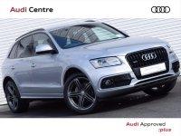 Audi Q5 2.0 TDi 150HP QUATTRO S-LINE BLACK EDITION